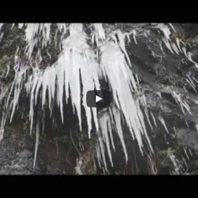 Cinematic Icicles – Video