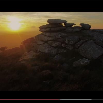Cheesewring Cornwall – Sunrise to Sunset – Video